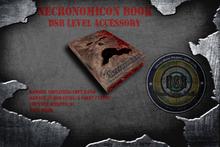 DSB LEVEL Necronomicon Book - Accessory Left Hand v1.0 BOX