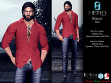 HERO - Marco Outfit Red