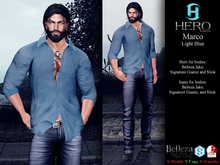 HERO - Marco Outfit Light Blue