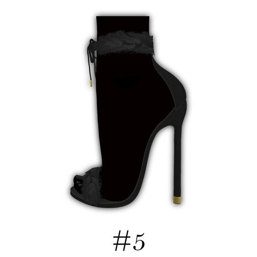 Tachinni - Ella Heels - #5 - Maitreya / Belleza / Slink / Legacy