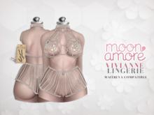 :Moon Amore: Vivianne Lingerie  /  PURE