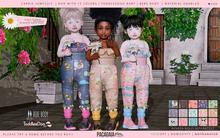 Pacagaia Kids - Carrie Jumpsuit -TD-B&BEBE-