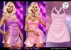 Astralia - Day to Night Dress (Rose)