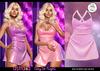 Astralia - Day to Night Dress (Pink Glitter)