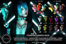 Astara - #10 Steampunk Seahorse Gacha (Rezz Me)