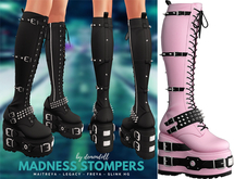 Demon Doll - Madness Stompers Baby Pink