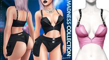 Demon Doll - Suspender Top Barbie Pink