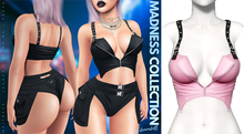 Demon Doll - Suspender Top Candy