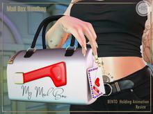 #187# MailBox Handbag