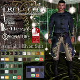 TCElven - Azariah's Elven Suit (Belleza Jake / Signature Gianni / Slink Male)