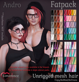 {Limerence} Andro hair-Fatpack(Mod)