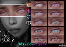 ::Loa:: Blind Eyes Pack~LeL EVO./OMEGA/Mesh/BOM~