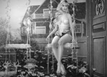 Secret Body - Garden - pose free