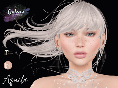 Aquila Shape for LeLutka Simone by Galaxy Shapes