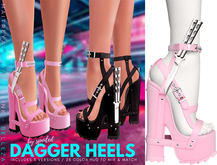 Spoiled - Dagger Heels Candy