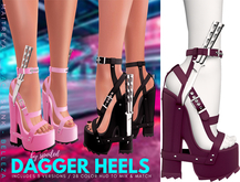 Spoiled - Dagger Heels Red Wine