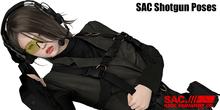 [SAC] Shotgun 7 Poses