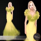 .:FlowerDreams:.Belinda - citron (appliers included)
