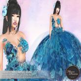 .:FlowerDreams:. Miss FlowerDreams - blue (appliers included)