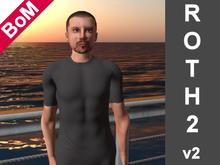 Roth2 v2 - Mesh Avatar