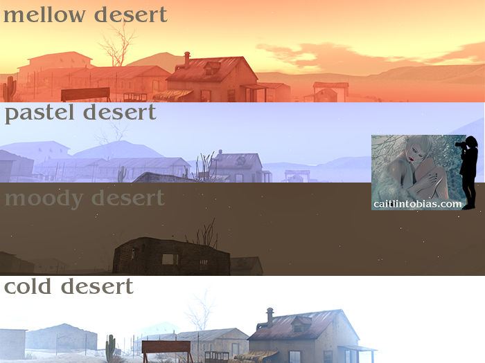 CaTo -  EEP Sky - Desert pack