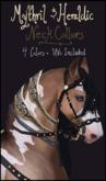 ~Mythril~&.Heraldic.: Gem Collars - Unicorn
