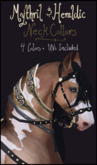 ~Mythril~&.Heraldic.: Gem Collars - Arabian
