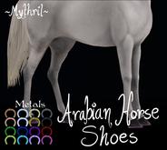 ~Mythril~ Arabian Horse Shoes
