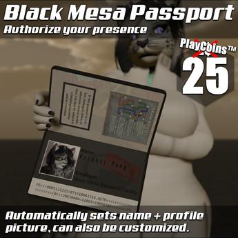 :Frio's: Black Mesa Passport