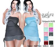 Eyelure Tie String Dress w/Fatpack HUD