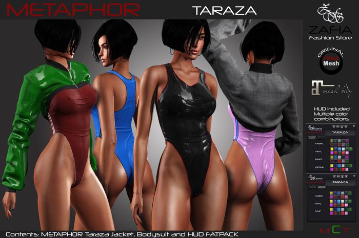 METAPHOR-Taraza-Maitreya FatPack