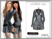 MIEL LIA DRESS - polo