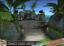 Dance Oasis MESH (set contents)