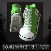 [TJR] [Sneakers] Shoes for AP Feety Peets