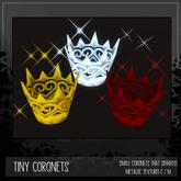 [TJR] Tiny Coronets !