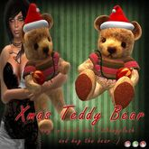 NN Xmas Teddy Bear