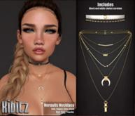 Kibitz - Nerualis necklace - gold