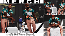 M E R C H- ACTION PACK TRAVELERS POSEPACK (BENTO) ADD ME