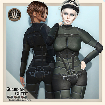 Wicca's Originals - Guardian Outfit (ADD)