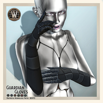 Wicca's Originals - Guardian Gloves (ADD)
