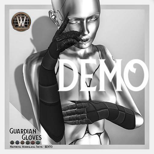 Wicca's Originals - Guardian Gloves DEMO (ADD)