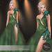 .:FlowerDreams:.Elenora - emerald (appliers included)