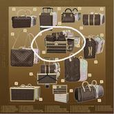 -David Heather-Luggage/Rainbow