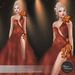 .:FlowerDreams:.Elenora - sienna applier gown