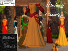 Mw- Handmaid Maitreya Lannister (add+touch)