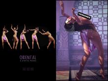 :studiOneiro: Oriental set /poses/