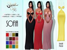 Sleek CHIC SOFIA DRESS
