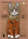KittyCatS Box - ScareCrowS! - Pumpkin Patch Girl - Teacup [F]