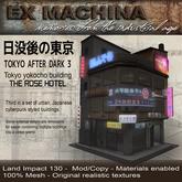 Ex Machina - Tokyo After Dark 3 v 1.0