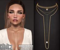 Kibitz - Arleen necklace - gold